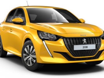 2021 Peugeot 208 from only R 3 399 p/m