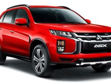 New Mitsubishi ASX 2.0L from only R 4 633 p/m