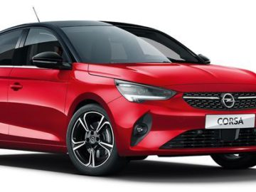 New OPEL Corsa Edition 1.2N M/T from R2 899* per month