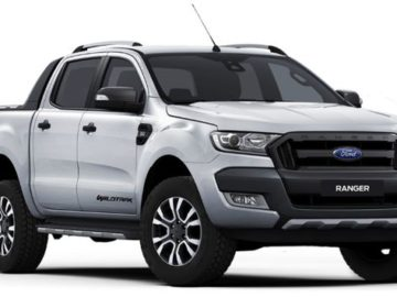 Ford Ranger Wildtrak from only R9 999* p/m NO DEPOSIT & FIXED INTEREST RATE