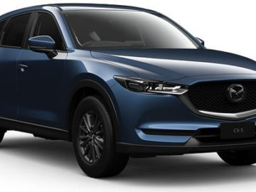 Mazda CX-5 2.0L Active Manual from R4 799* p/m