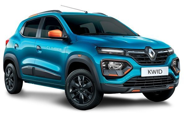 NO DEPOSIT on a New Renault Kwid from only R2 199 p/m