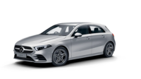 The Mercedes-Benz A-Class Hatch with ambient lighting & sunroof at no extra cost!